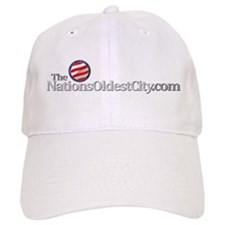 Nation's Oldest City Baseball Cap