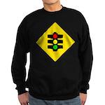 Traffic Light Sweatshirt (dark)