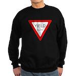 Yield to Temptation Sweatshirt (dark)