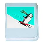 Penguin JOY baby blanket