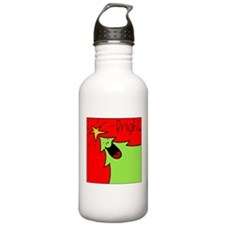 XMAS bright Stainless Water Bottle 1.0L