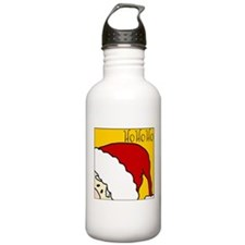 xmas hoho Stainless Water Bottle 1.0L