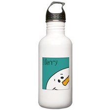 xmas merry Stainless Water Bottle 1.0L