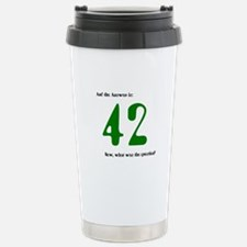 Unique Adams Travel Mug