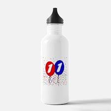 11th Birthday Water Bottle