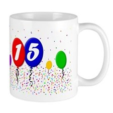 15th Birthday Mug