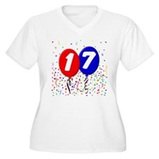 17th Birthday T-Shirt