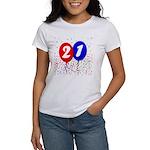 21st Birthday Women's T-Shirt