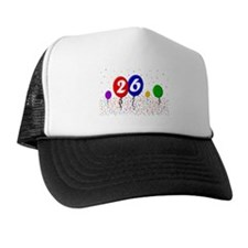26th Birthday Trucker Hat