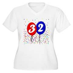 32nd Birthday T-Shirt