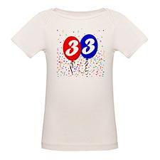 33rd Birthday Tee