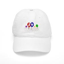 34th Birthday Baseball Cap
