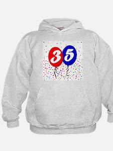35th Birthday Hoodie
