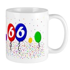 66th Birthday Mug