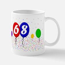 68th Birthday Mug
