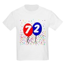 72nd Birthday T-Shirt