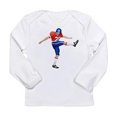 Football Gifts Long Sleeve Infant T-Shirt
