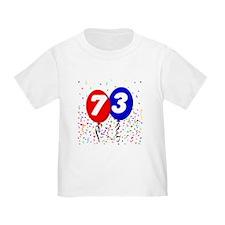 73rd Birthday T