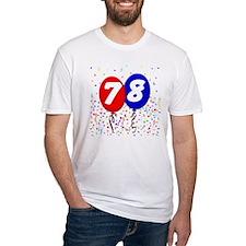 78th Birthday Shirt