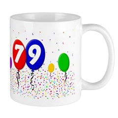 79th Birthday Mug