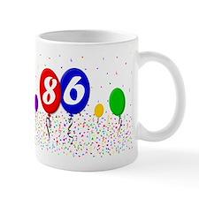 86th Birthday Mug
