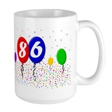 86th Birthday Mug