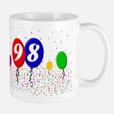 98th Birthday Mug