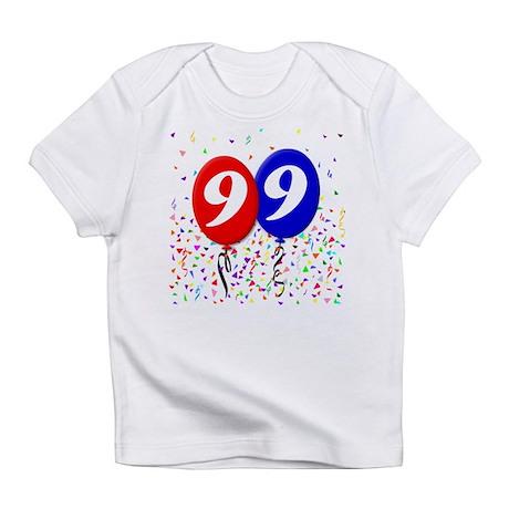 99th Birthday Infant T-Shirt