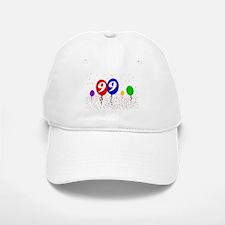 99th Birthday Baseball Baseball Cap