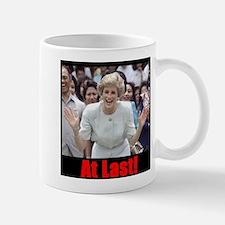 Unique Hrh princess wales Mug