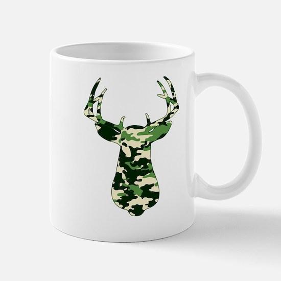 BUCK IN CAMO Mug