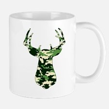 BUCK IN CAMO Small Small Mug