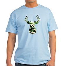 BUCK IN CAMO T-Shirt