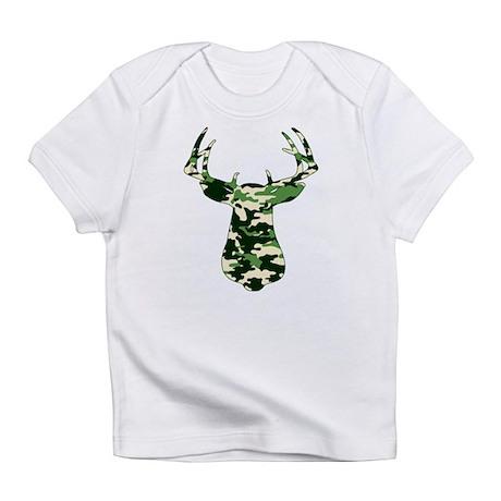 BUCK IN CAMO Infant T-Shirt