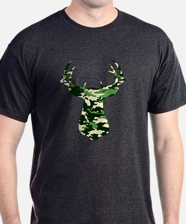 BUCK IN CAMO T-Shirt