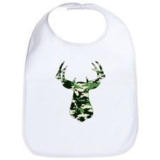 BUCK IN CAMO Bib