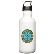 Mandala-Color Water Bottle