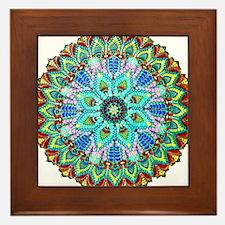 Mandala-Color Framed Tile