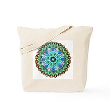 Mandala-Color Tote Bag