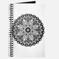 Mandala - B&W Journal