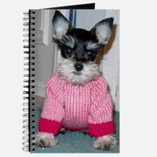 Famous Schnauzer Puppy Journal