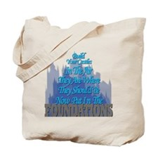 Build Your Castles in the Air Tote Bag