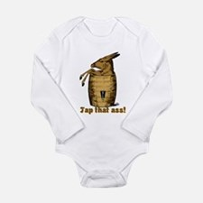 Tap That Ass Long Sleeve Infant Bodysuit