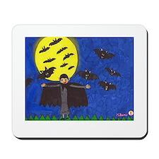 Hikaru's Vampire Boy Mousepad