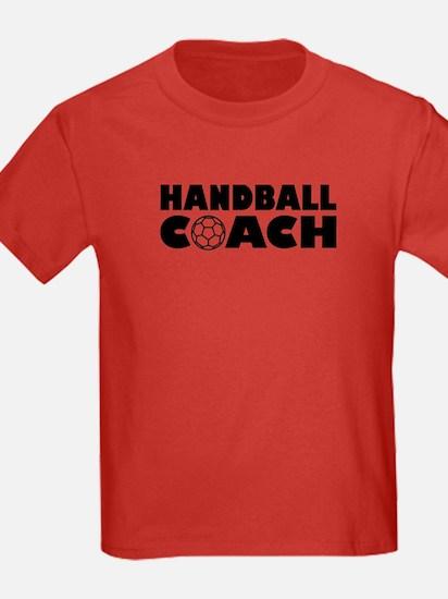 Handball coach T