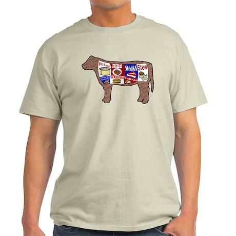Beef Guide Light T-Shirt