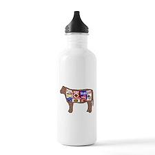 Beef Guide Water Bottle