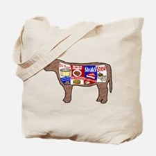 Beef Guide Tote Bag