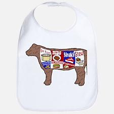 Beef Guide Bib