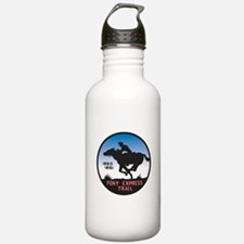 The Pony Express Water Bottle